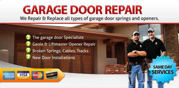 Garage Door Repair Sweetwater FL